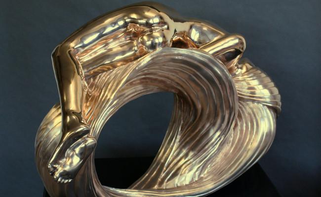 Extatica-3-brons-d