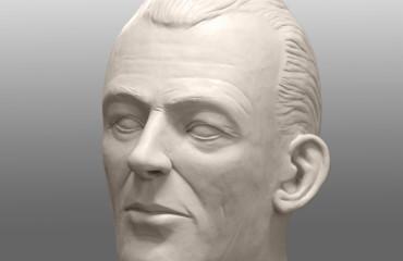Portret mijnheer Treffers